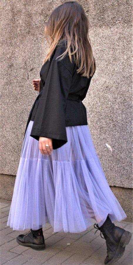 Tulle Skirt Carrie - Lillac